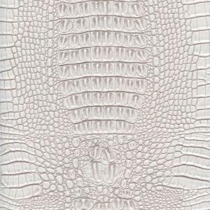 Декор Krokodil white 333