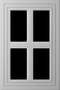 Витрина-крест